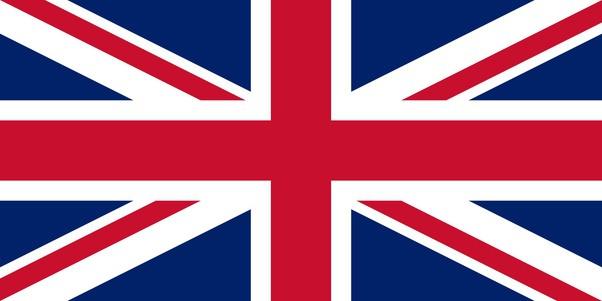 Comment savoir si le drapeau britannique, l'Union Jack, est à l'endroit ou à l'envers ? - Quora
