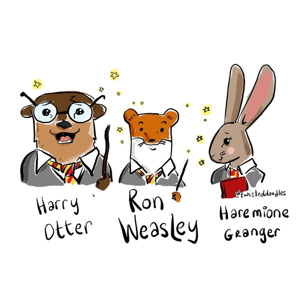 What are the best Harry Potter puns that you know? - Quora
