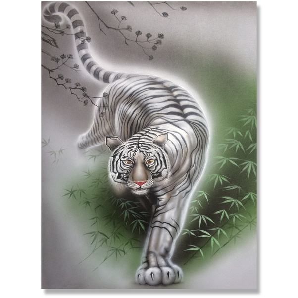 What does a white tiger symbolize? - Quora