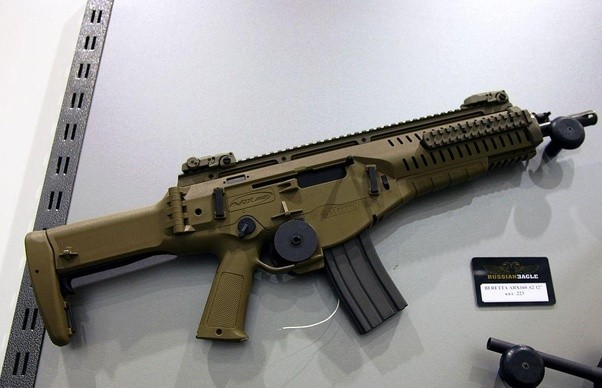 Will drdos excaliber rifle be the one of best rifles of the world beretta arx 160 altavistaventures Images