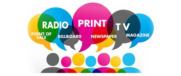 Use Print, TV & Radio: Traditional Marketing Effectively