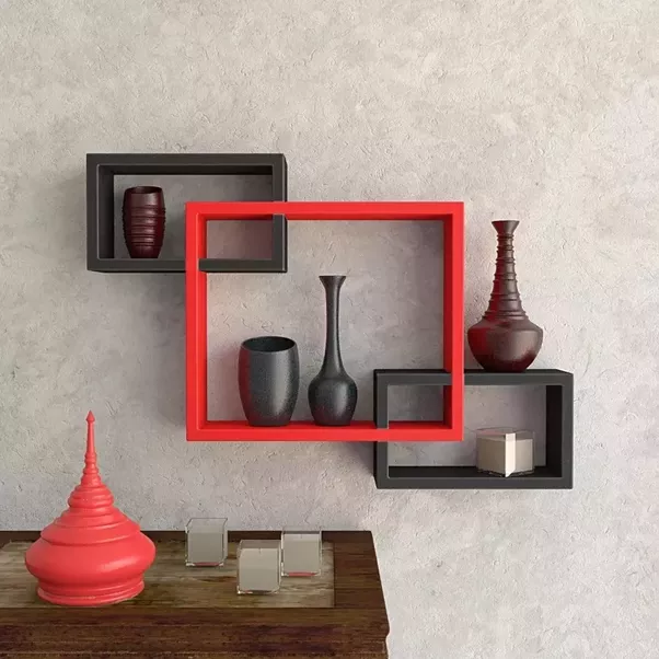 These Are Some Of Their Decorative Wall Shelves. If You Want To See More  VISIT HERE
