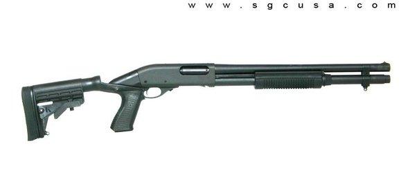 What shotgun (scatter gun) is the most versatile? Pump ...