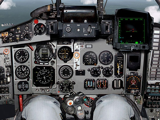 What do all the controls in a MiG 29's cockpit do? - Quora