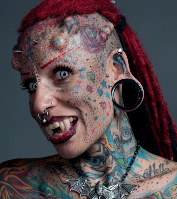 Are you allowed to visibly wear piercings in school? - Quora