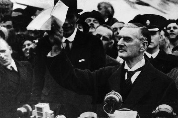 Munich Agreement Through Historys Eyes Quora