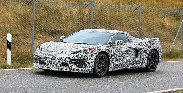 Does The 2020 Chevrolet Corvette Look Too Much Like An Acura Nsx