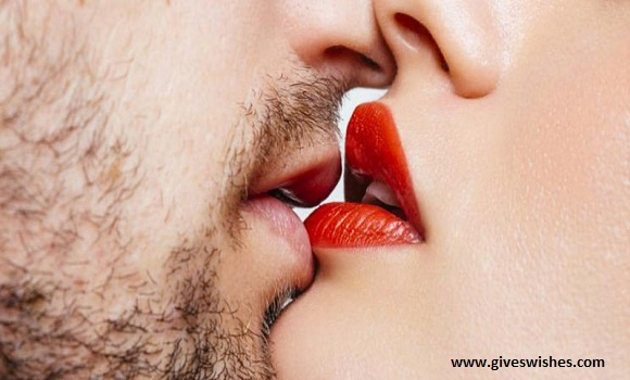 how to make passionate kiss