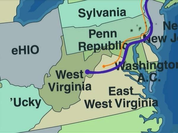East Virginia