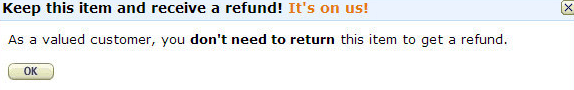 amazon how to get a refund