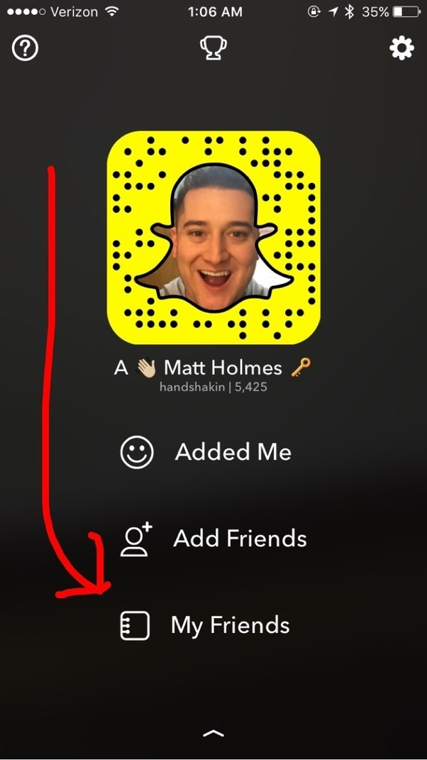 snapchat how to know if someone blocked you