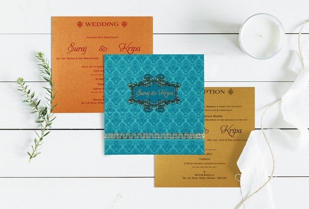 How Can I Get Cheap Wedding Invitations Quora