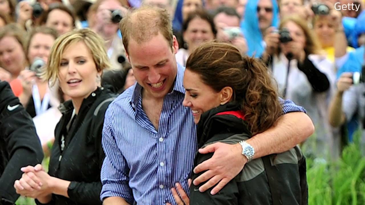 How long has prince william and kate middleton been dating