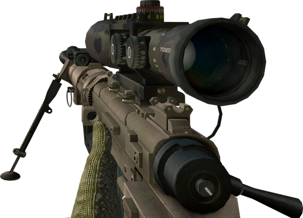 In Call of Duty MW2, what is the best sniper rifle? - Quora