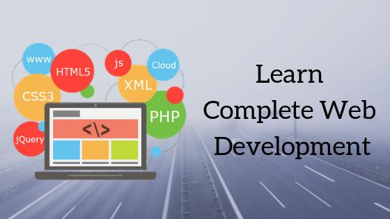 How Should I Learn Web Development In 2019 Quora