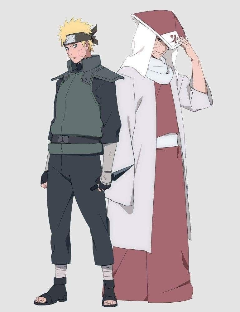 How would the events of Naruto Shippuden have turned out if