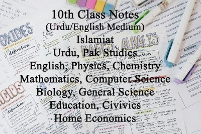 Which is the best site for class 10 science notes? - Quora