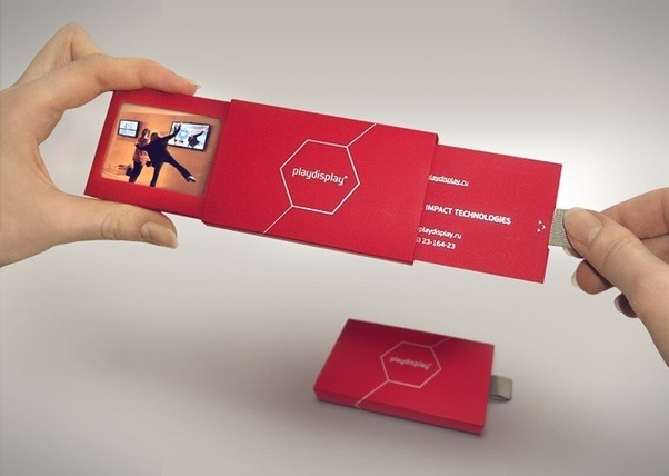 What makes a good business card design quora video cards playdisplay not leave anyone indifferent they surprise impressive and memorable and most importantly they bring to the recipient much more reheart Choice Image