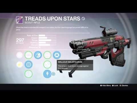 Best Primary Gun In Destiny