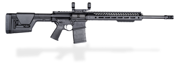 Which 7.62x51 Semi-automatic Sniper Rifle Surpasses The