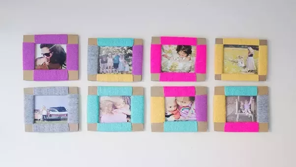 How to make a photo frame at home - Quora