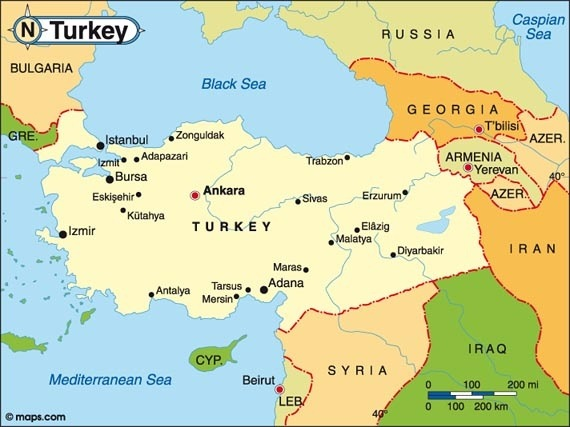 Why is Ankara the capital of Turkey, rather than Istanbul? - Quora