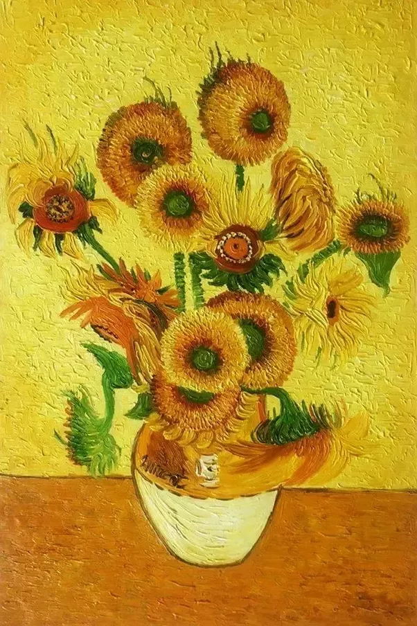 Why are ancient painters/artist (Picasso, van Gogh, Leonardo, etc ...