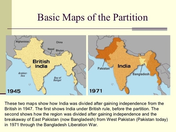 was partition of india inevitable
