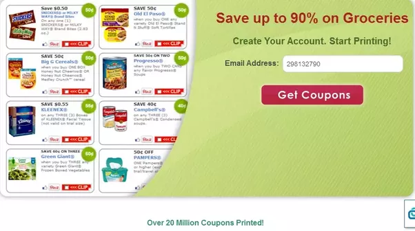 How does coupon (circulars) and promo codes make money?