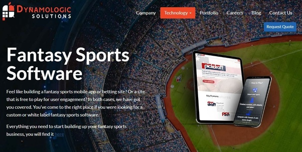Is there any white label fantasy sports software development company