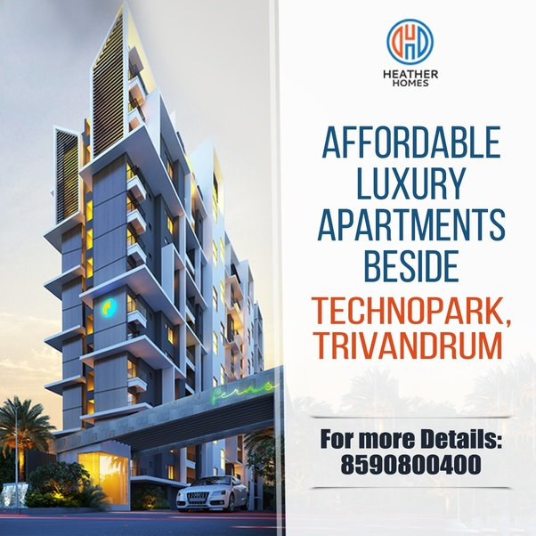 Which is the best builders in Trivandrum near technopark? - Quora