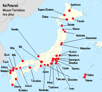 If Every Prefectures Of Japan Declared War Against Each Other Which