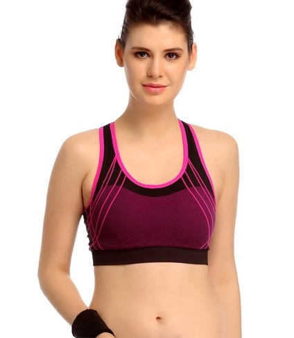 290a4c8fdd High-impact bras are a must for women who love their HIIT and morning runs.  These bras include a ton more supportive seams and are solely made to  ensure ...