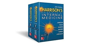 harrisons principles of internal medicine 20th edition year of publication