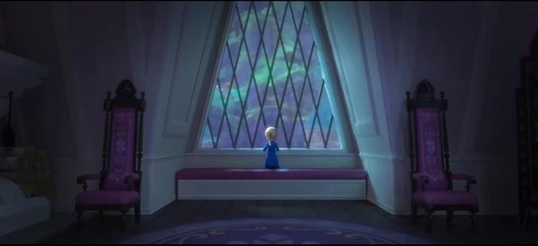 Frozen 2013 Movie What Does Elsa Do Her Whole Life