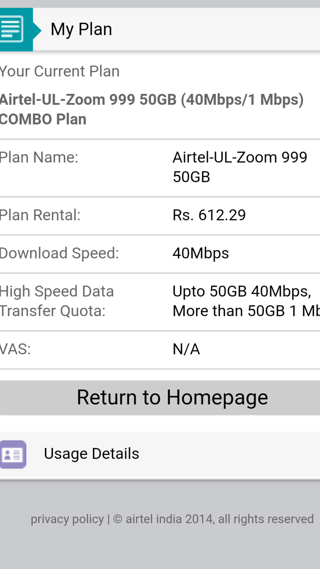 What's the Airtel broadband speed after FUP? - Quora