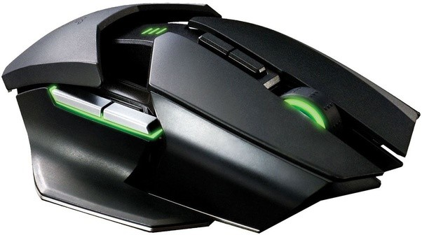 Note Im Not Dissing The Ouroboros Here Its A Bad Gaming Mouse Just Very Different In Purpose And Target Market