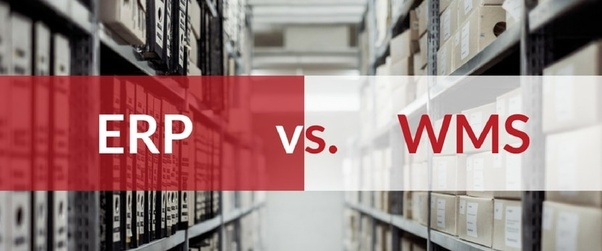 What is the difference between a Warehouse Management System