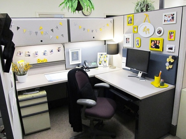 idea for office Bay decoration
