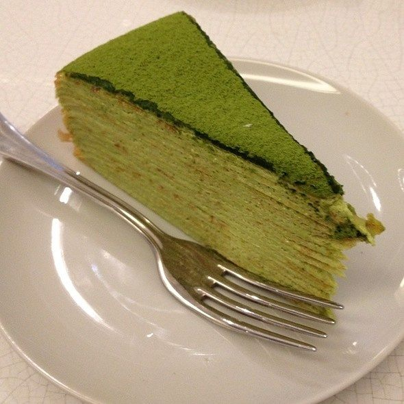 Can Green Bean Cake Have Nuts