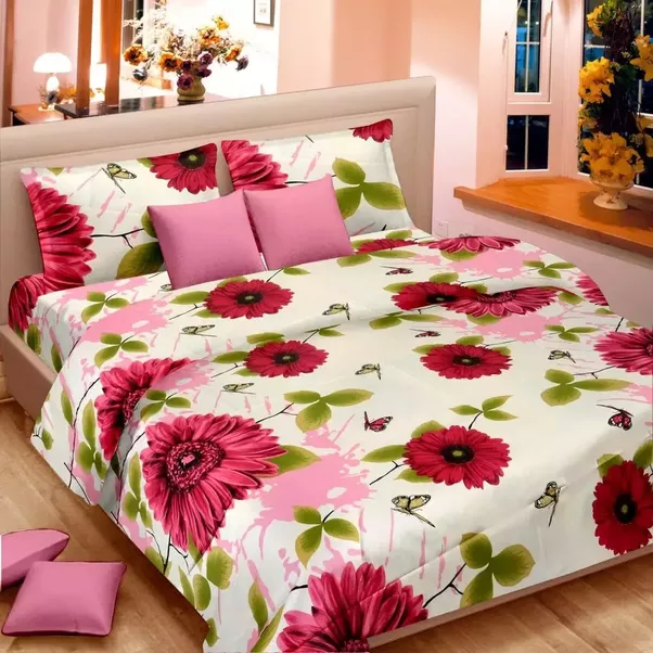 High Quality ... Size Double Bed Sheets Online, Double Bed Sheets Online, Single Bed  Sheets Online, Cotton Bed Sheets Online . For Bedsheet Design You Can Visit  Website ...