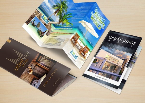 What Is The Best Service To Print Brochures