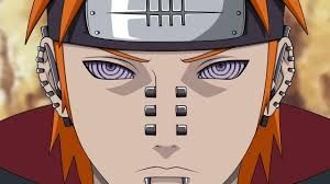 Pain Akatsuki Eye