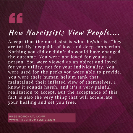 Narcissist how your a know to dating