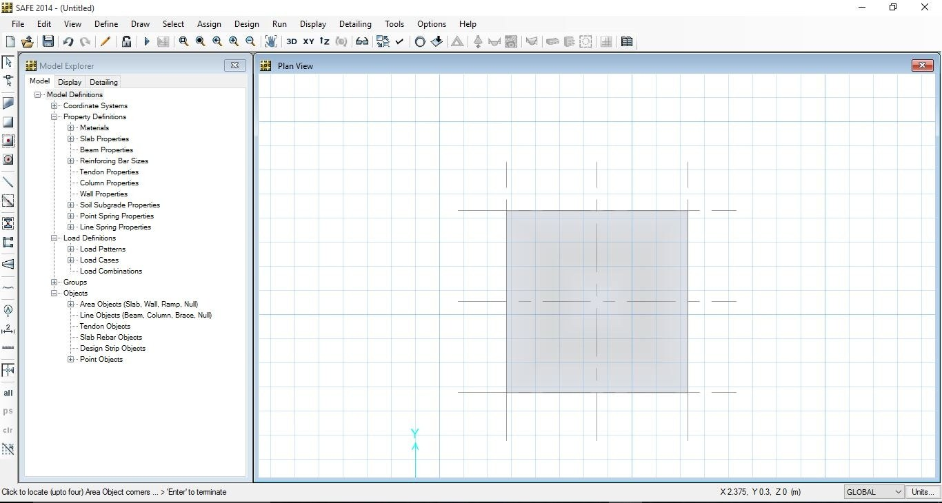 How to design foundation and slab using software - Quora