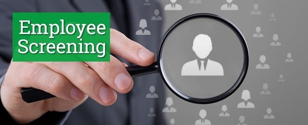 How Does Employee Background Screening Works