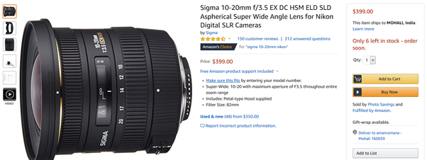 What is the best lens for real estate photography? - Quora