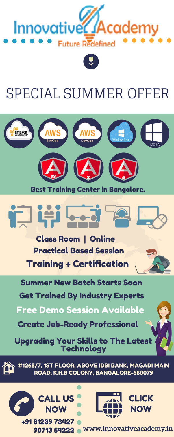 Who provides the best industrial summer training for computer ...