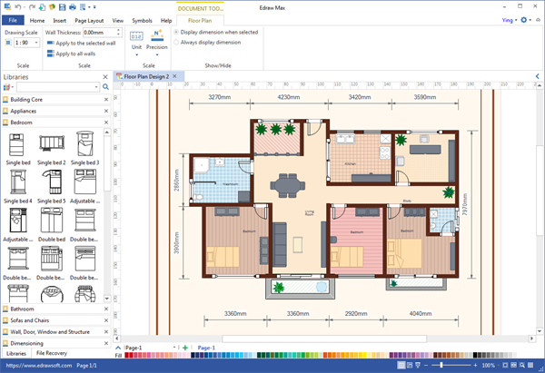 What is your preferred event diagramming or floor plan for Office layout software