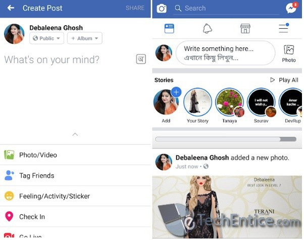 How To Share Content To Whatsapp From Facebook Quora